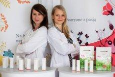Zofia Marciniak i Marta Remplewicz oraz ich wspólne dzieło: ziołowe kosmetyki DLA