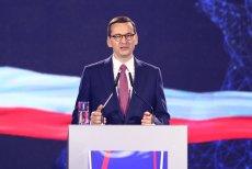 """""""Piątka Kaczyńskiego"""" będzie rozszerzona o pomoc dla niepełnosprawnych. Mateusz Morawiecki ujawnił szczegóły projektu."""