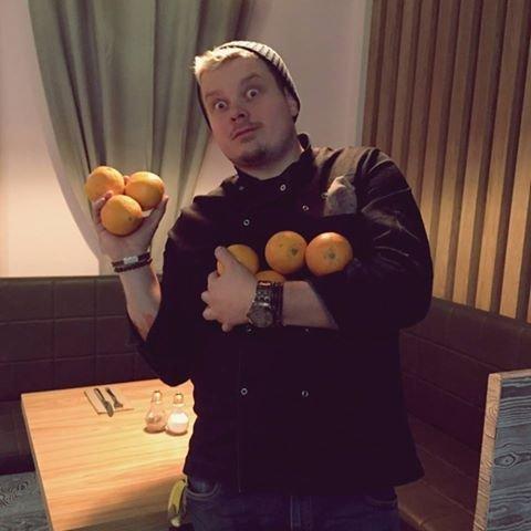 Jerzy i pomarancze