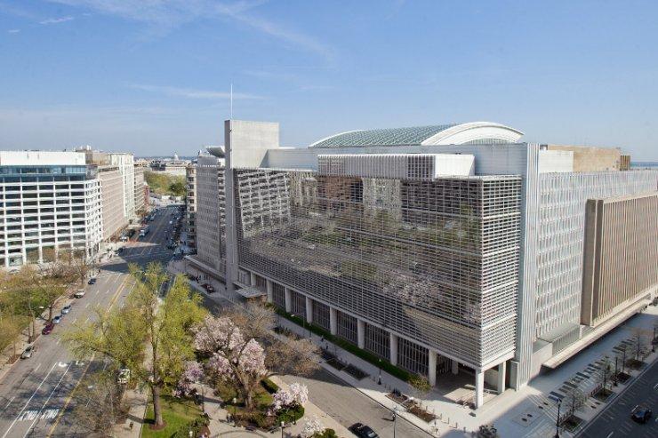 Siedziba Banku Światowego w Waszyngtonie.