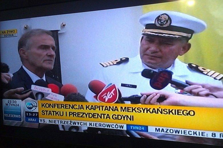 Kapitan statku rozumie że był to incydent, prezydent Gdyni – to zwykła bandytyzm