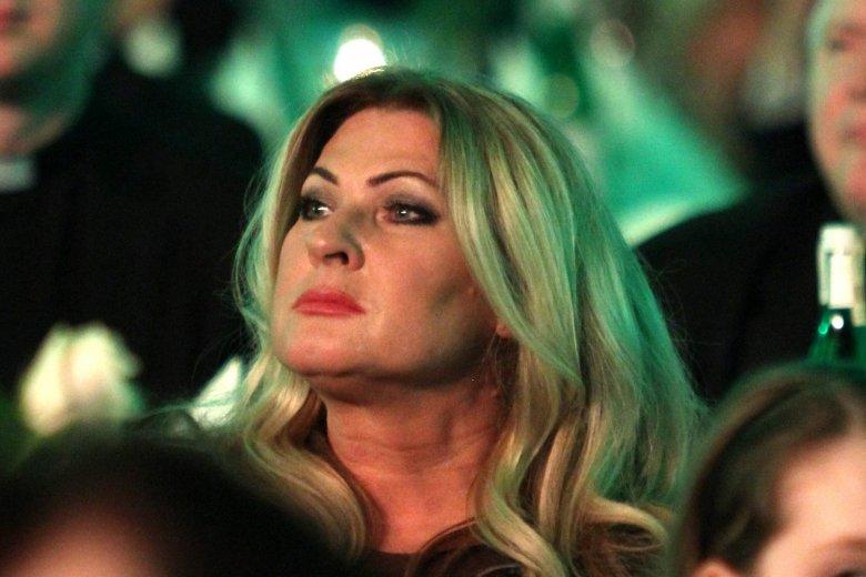 Beata Kozidrak pożegnała zmarłego brata.