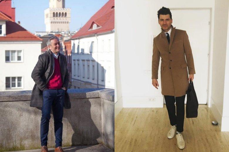 Robert Biedroń i Tomasz Kammel to wg Malwiny jedni z najlepiej ubranych mężczyzn w Polsce