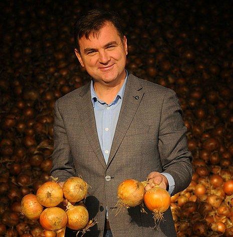 Jakub Jazdon, prezes firmy Onix