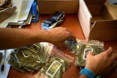 Praktycznie w każdym przypadku narkotyki są niszczone po konfiskacji.