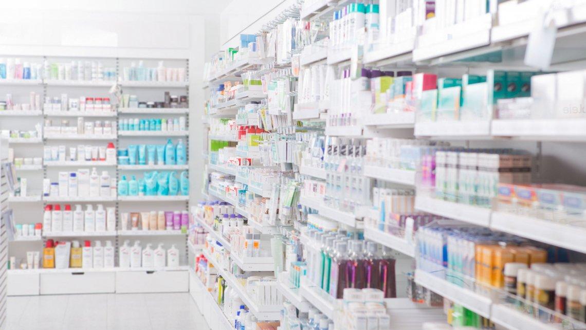 W aptece znajdziecie najlepsze kosmetyki!