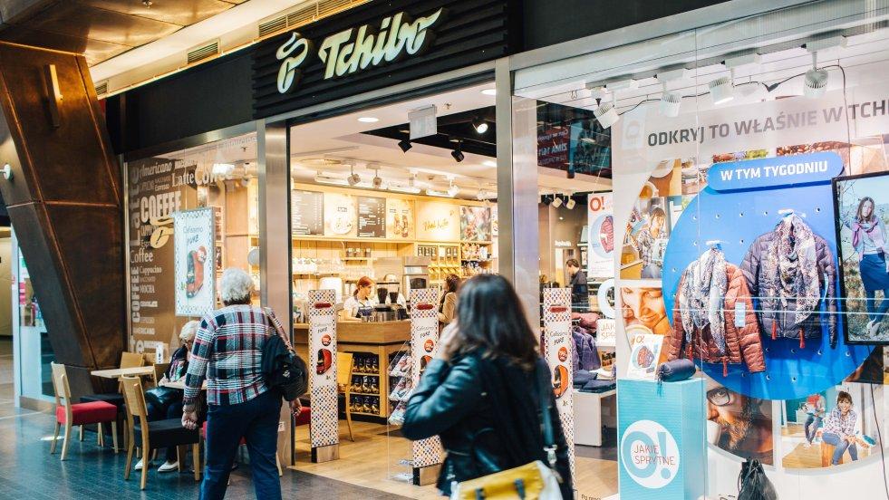 Sklepy Tchibo znajdziesz na terenie całej Polski lub zrobisz zakupy online