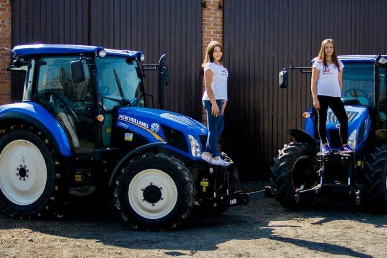 Magda i Paulina prowadzą rolniczy kanał na YouTube