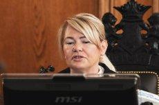 Sędzia Lidia Jedynak musiała odczytywać wyrok miesiącami.