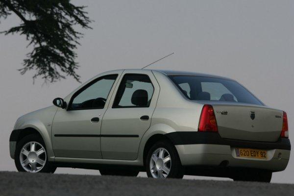 Dacia Logan - auto zajęło 121 miejsce w kategorii wiekowej 4 - 5 lat. Diagności TUV znaleźli usterki w 25.8 % badanych aut.