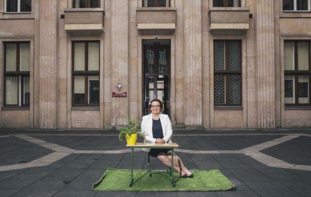 Minister Edukacji Narodowej - Anna Zalewska