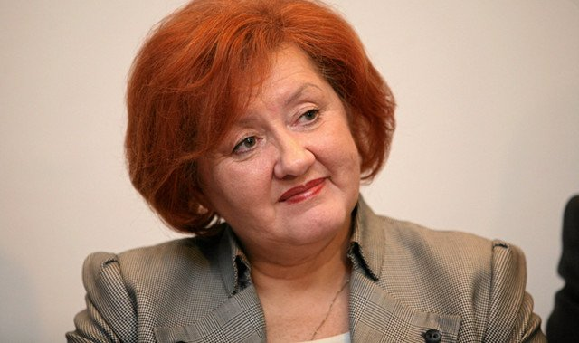 Joanna Strzelec-Łobodzińska, ministerialna urzędniczka, która została prezesem Kompanii Węglowej. We wrześniu  złożyła dymisję