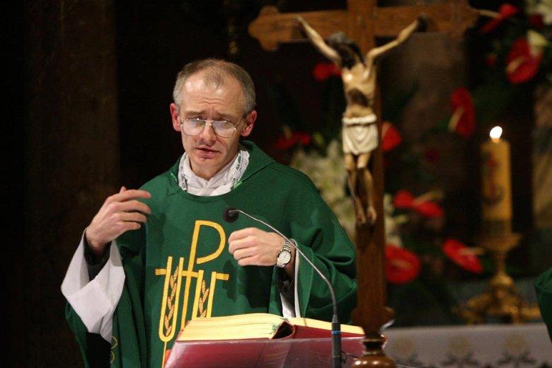 Jezuita ojciec Krzysztof Mądel dostał zakaz wypowiedzi od prowincjała Jezuitów z Krakowa