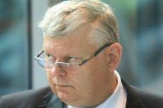 Marek Suski w specyficzny sposób argumentował pisowskie zmiany w sądownictwie.