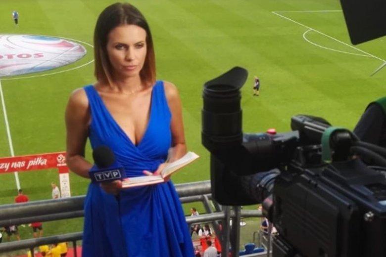 Sylwia Dekiert z TVP związana jest od 2002 roku.