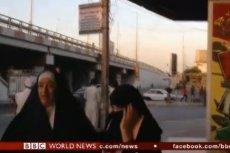 W zajętym przez Państwo Islamskie Mosulu kobiety nie mogą wychodzić z domu bez stroju zakrywającego całe ciało