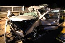 Dwóch Polaków zginęło na autostradzie w Niemczech.