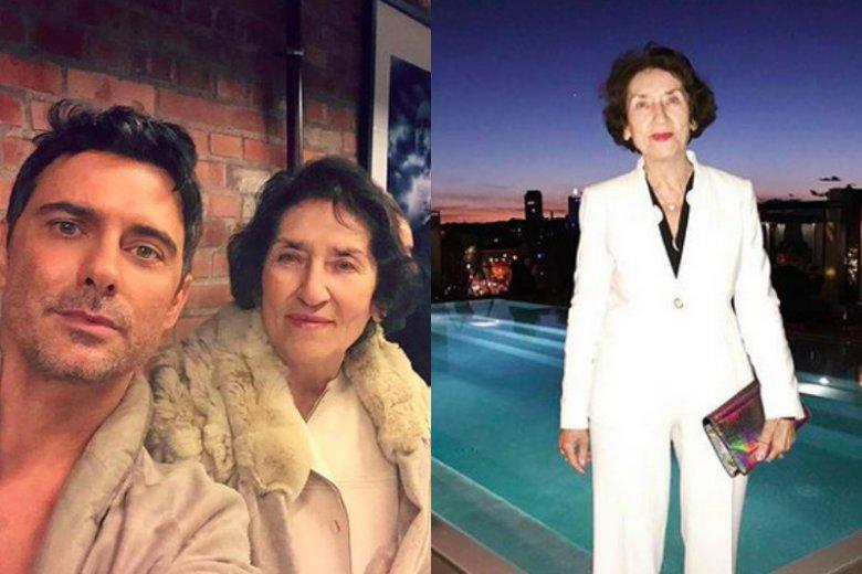 Mirosława Tyszka przygodę z Instagramem zaczęła dzięki swojemu synowi, Marcinowi. Teraz jest jużw pełni samodzielną influencerką.