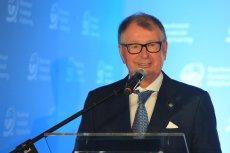 Jerzy Starak jest szósty na liście najbogatszych Polaków.