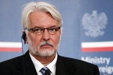 Szef MSZ Witold Waszczykowski na antenie TVP snuł rozważania o możliwości zmiany członków Komisji Europejskiej ze względu na zmianę władzy w państwach członkowskich UE.