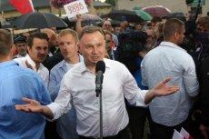 Andrzej Duda wypowiedział się na temat debaty w TVN.