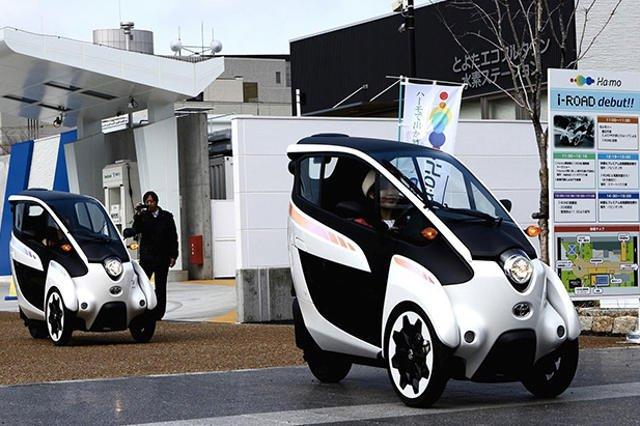 Wynajem samochodów na godziny: przyszłość komunikacji miejskiej? Źródło: [url=http://www.toyota-global.com]http://www.toyota-global.com/[/url]