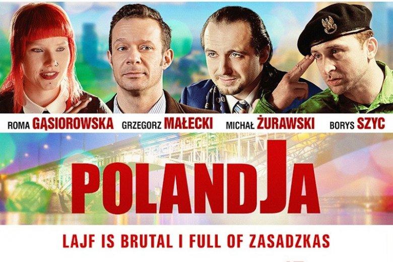 PolandJa jeszcze nie weszła na ekrany kin, więc trochę czasu minie zanim znikną takie plakaty.