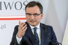 Zbigniew Ziobro oburzył się na lewicę i mainstreamowe media w TVP
