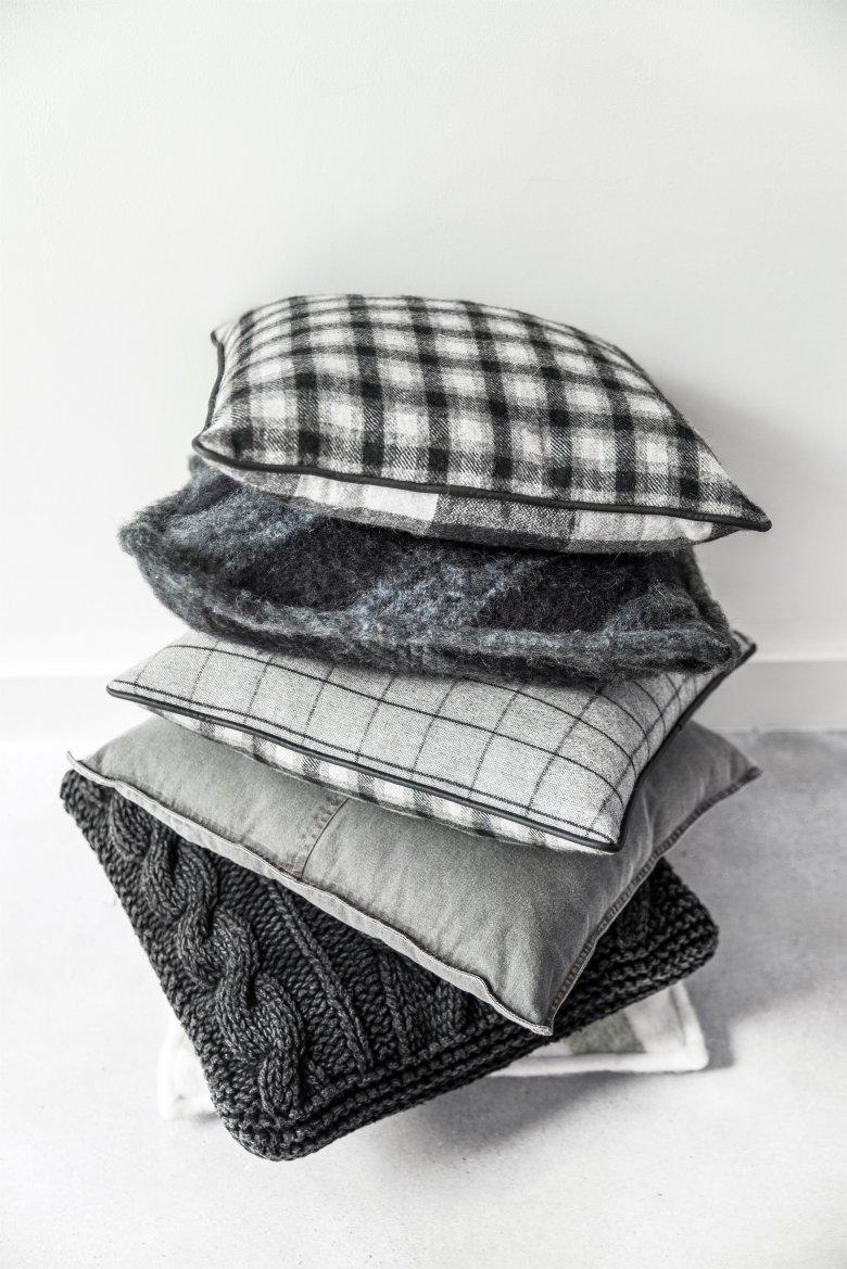 Ładne, dekoracyjne poduszki nie muszą być drogie