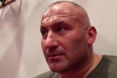 """Marcin Najman po walce z """"Trybsonem"""" zapowiedział koniec przygody ze sportami walki."""