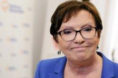 Była premier Ewa Kopacz nie miała dotąd wiedzy o problemach szefa KOD Mateusza Kijowskiego ze spłacaniem alimentów.