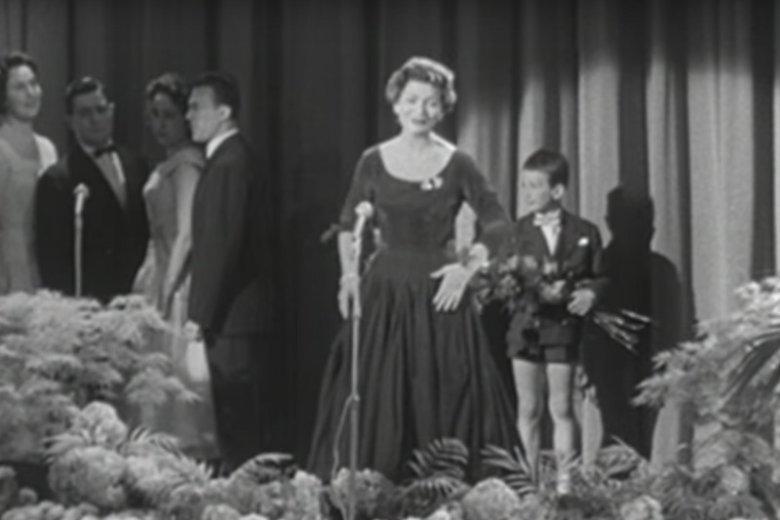 Lys Assia, pierwsza zwyciężczyni Eurowizji w 1956 r., zmarła w wieku 94 lat.