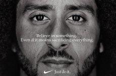 Colin Kaepernick w kampanii Nike wywołał sporo kontrowersji.