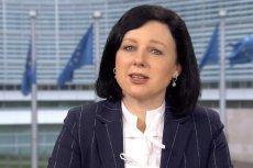 Vera Jourová w wywiadzie zapowiedziała, że weźmie pod lupę stan praworządności w każdym państwie UE.