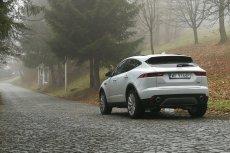 Jaguar E-Pace. Jako jedni z pierwszych w Polsce testujemy nowego SUV-a od Jaguara.
