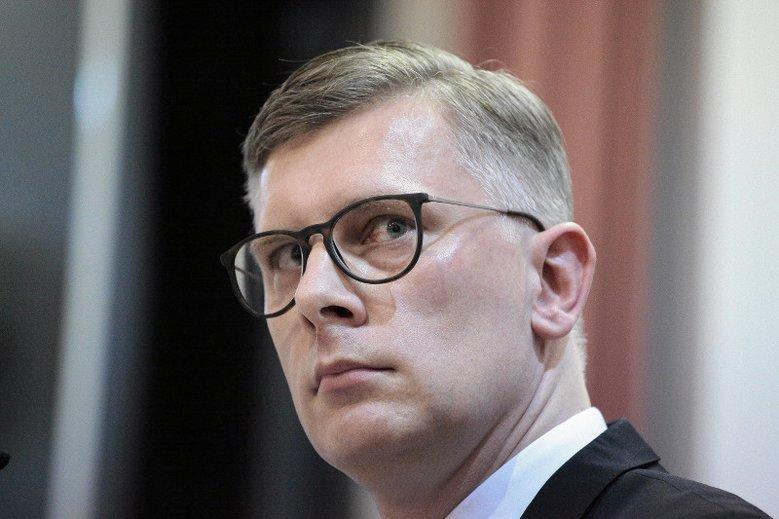 Sławomir Cenckiewicz ze smutkiem zauważył na Twitterze, że na obchodach rocznicy założenia WZZ Wybrzeże zabrakło przedstawicieli władz.