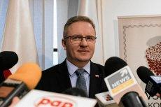 Pilne spotkanie prezydenta, premiera i szefa MSZ? Wcale nie. Panowie omawiali działania w inicjatywie Trójmorza.