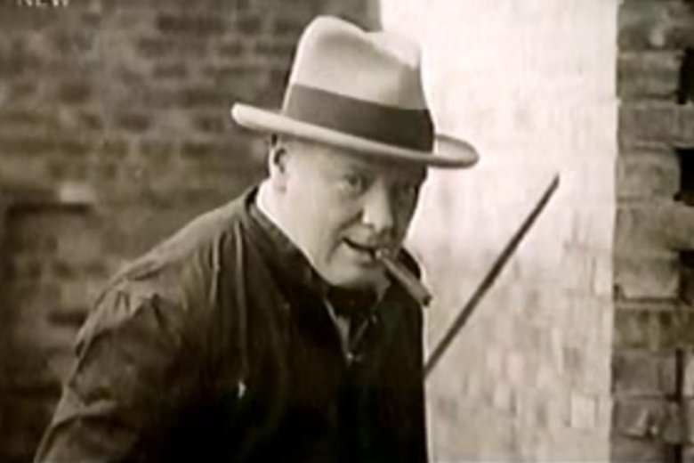 Bratowa Churchilla była zaniepokojona jego fascynacją islamem.