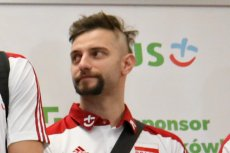 Grzegorz Łomacz fryzurą zaskoczył chyba nawet samego siebie.