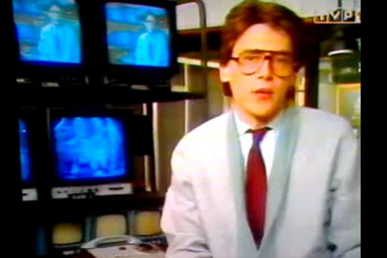 """""""Teleexpress"""" był nudny, a Orłoś za stary? Pierwszy prowadzący zaskakuje: Dobrze, że odszedł!"""