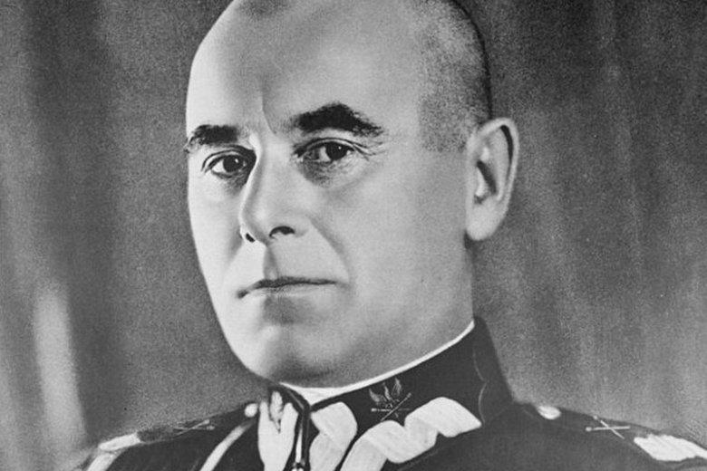 Marszałek Edward Śmigły-Rydz - Wódz Naczelny we wrześniu 1939 roku.