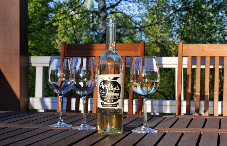 Wino Apple Paple to idealne rozwiązanie na upalne dni