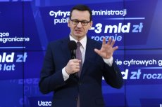 """Jednym ze źródeł finansowania """"Nowej piątki Morawieckiego"""" mają być wpływy z opodatkowania cyfrowych gigantów."""