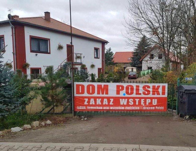 Dom Polski w Cesarzowicach. Fot. Sebastian Karbowiak