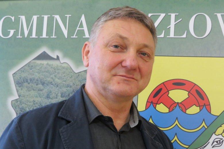 Marek Wolszczak, nowy wójt gminy Kozłowo, jest lekarzem weterynarii i piastował dotąd mandat radnego