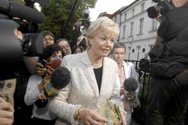 Erika Steinbach zapowiedziała koniec kariery politycznej.