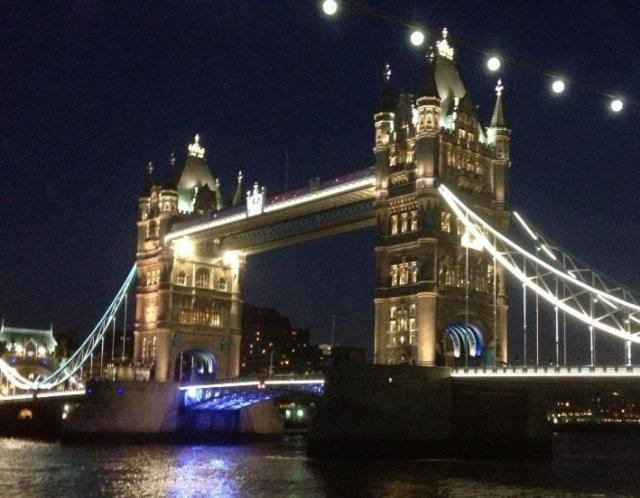 London Bridge, jaki jest, każdy widzi