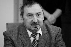 Prof. Bogusław Banaszak nie żyje. Zmarł na zawał serca na pokładzie samolotu.