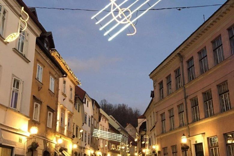 Kameralny klimat Lublany