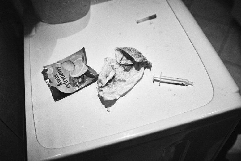 Uzależnienie od heroiny to często droga bez powrotu.